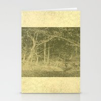 There Is Unrest In The F… Stationery Cards
