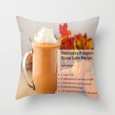 PSL  Throw Pillow
