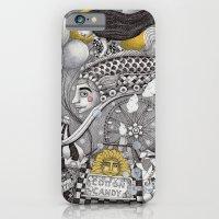 Roller Coaster Ride iPhone 6 Slim Case