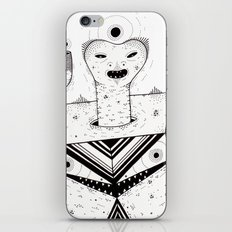 milkkkk iPhone & iPod Skin
