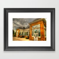 GardenHouse Framed Art Print