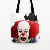 Pennywise The Clown: Mon… Tote Bag