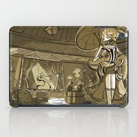 Cabaret iPad Case