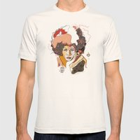 Minnie Riperton - Soul S… Mens Fitted Tee Natural SMALL