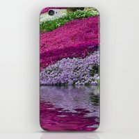 A Colorful River iPhone & iPod Skin