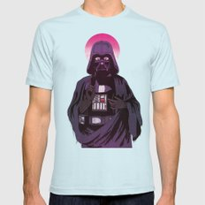 Holy Sith Mens Fitted Tee Light Blue SMALL