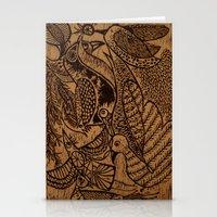 Birds (1) Stationery Cards