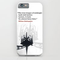 iPhone & iPod Case featuring Fairy Time by Christina Kouli | ilprogetto