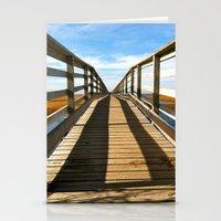 Cross The Bridge Stationery Cards
