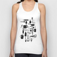 Kitchen Unisex Tank Top