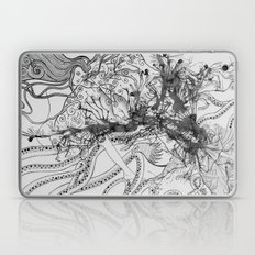 Magic Force / Original A4 Illustration / Pen & Ink Laptop & iPad Skin