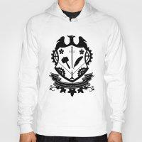 Steampunk Crest Hoody