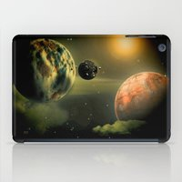 Space One iPad Case