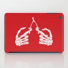 Wishbones iPad Case