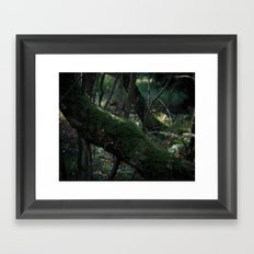 deeper Framed Art Print