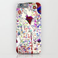 iPhone & iPod Case featuring Couple by Floridana Oana