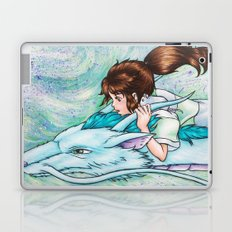 Spirited Away Laptop & iPad Skin