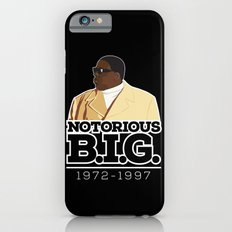 Christopher 'Notorious B.I.G.' Wallace Slim Case iPhone 6s