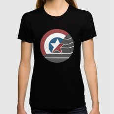 Stucky Womens Fitted Tee Black SMALL