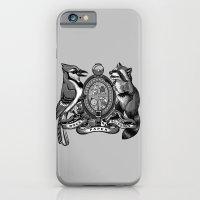 Regular Crest iPhone 6 Slim Case