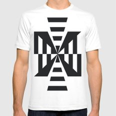 The Way Mens Fitted Tee White SMALL