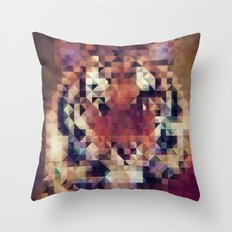 Tigris Throw Pillow