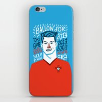 CR7 iPhone & iPod Skin