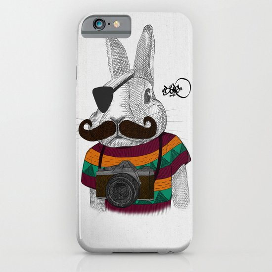 wabbit iPhone & iPod Case
