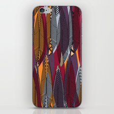 Aztec Feathers iPhone & iPod Skin