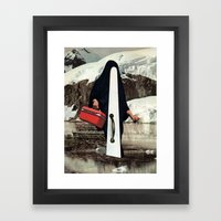 Invisible Child Framed Art Print