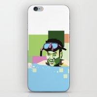 WPAP iPhone & iPod Skin