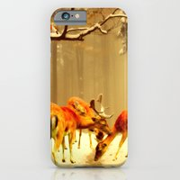 iPhone & iPod Case featuring Fallow Deer by Shalisa Photography