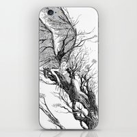 tree nymph iPhone & iPod Skin