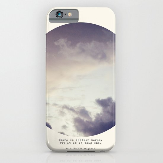 There Is Another World iPhone & iPod Case