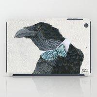 Raven Croft iPad Case