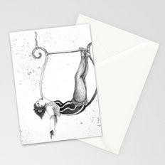 Hanging Around Stationery Cards