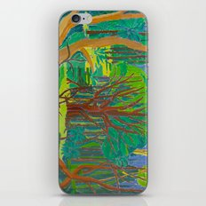 Il Bosco (The Forest) iPhone & iPod Skin