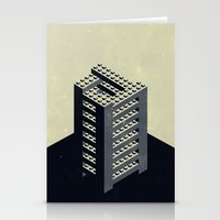 The Impossible Tower Stationery Cards