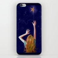 Twinkle, twinkle.. iPhone & iPod Skin