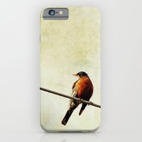 iPhone & iPod Case featuring Robin by Beverly LeFevre