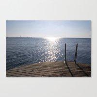 Swedish Sun Canvas Print