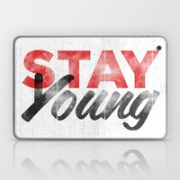Stay Young Laptop & iPad Skin