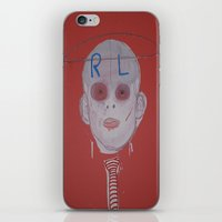 R & L iPhone & iPod Skin