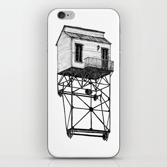 Isolated iPhone & iPod Skin