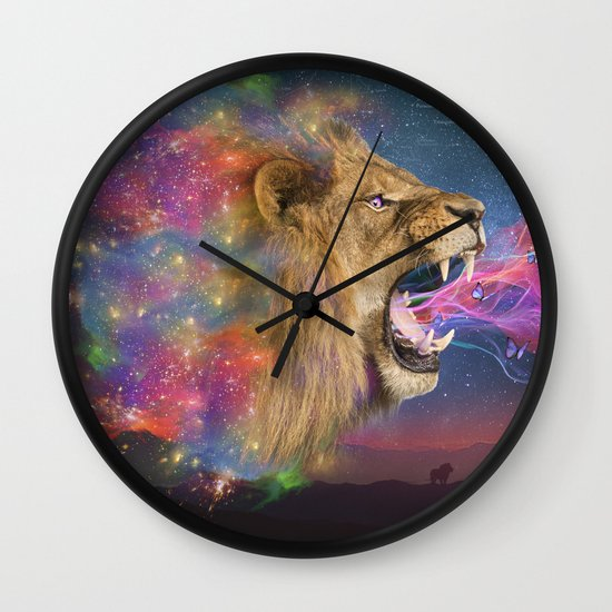 "A Love Written In The Stars - ""Perseus"" Wall Clock"