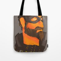 THE CITY HERO Tote Bag