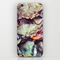 Crabby Patty iPhone & iPod Skin