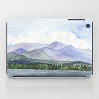 Mountain Ridge iPad Case