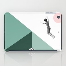 The Pool. Minimalist #01 iPad Case