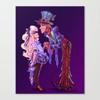 Mad For You Canvas Print